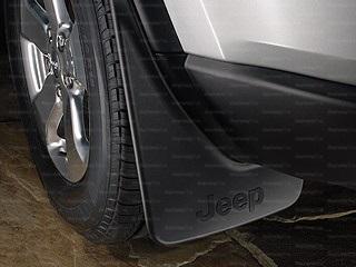 Брызговики (Mopar) (комплект перед и зад) Jeep Grand Cherokee (2012-)