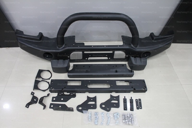 Силовой бампер AEV 10305055AB Jeep Wrangler 5 doors (2007-)