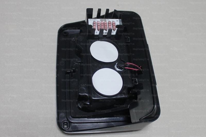 Заднии фонари (диодные) Jeep Wrangler 5 doors (2007-)