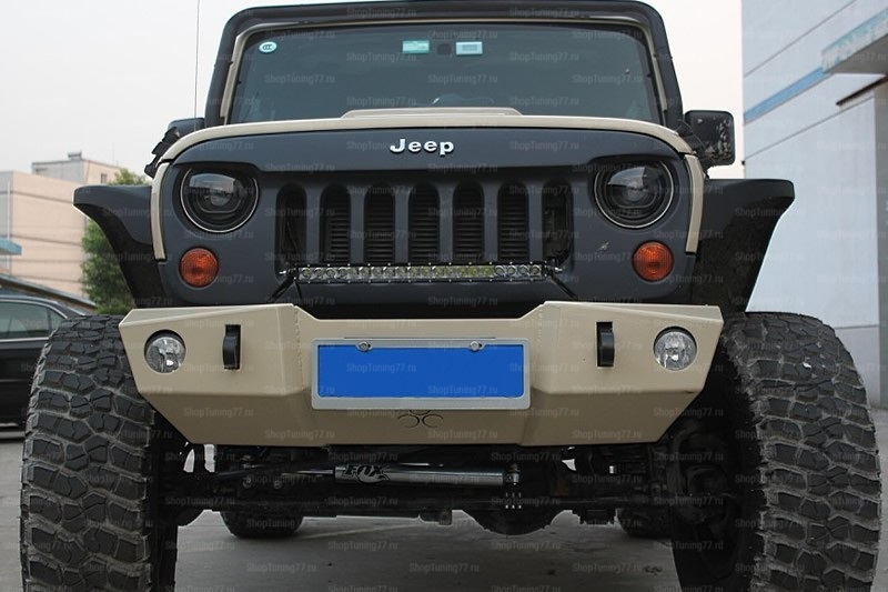 Фонари переднии Jeep Wrangler 5 doors (2007-)
