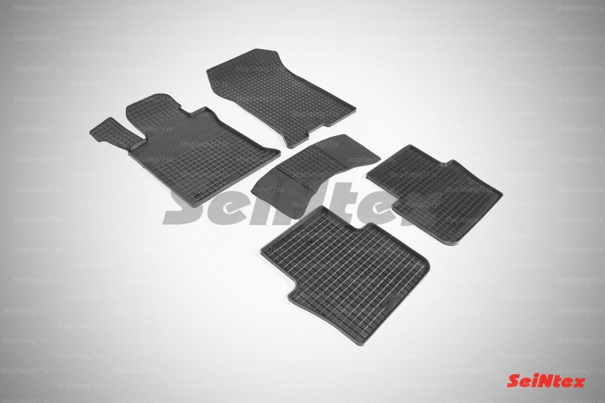 Резиновые коврики сетка для Acura TLX 2.4 (2014-)