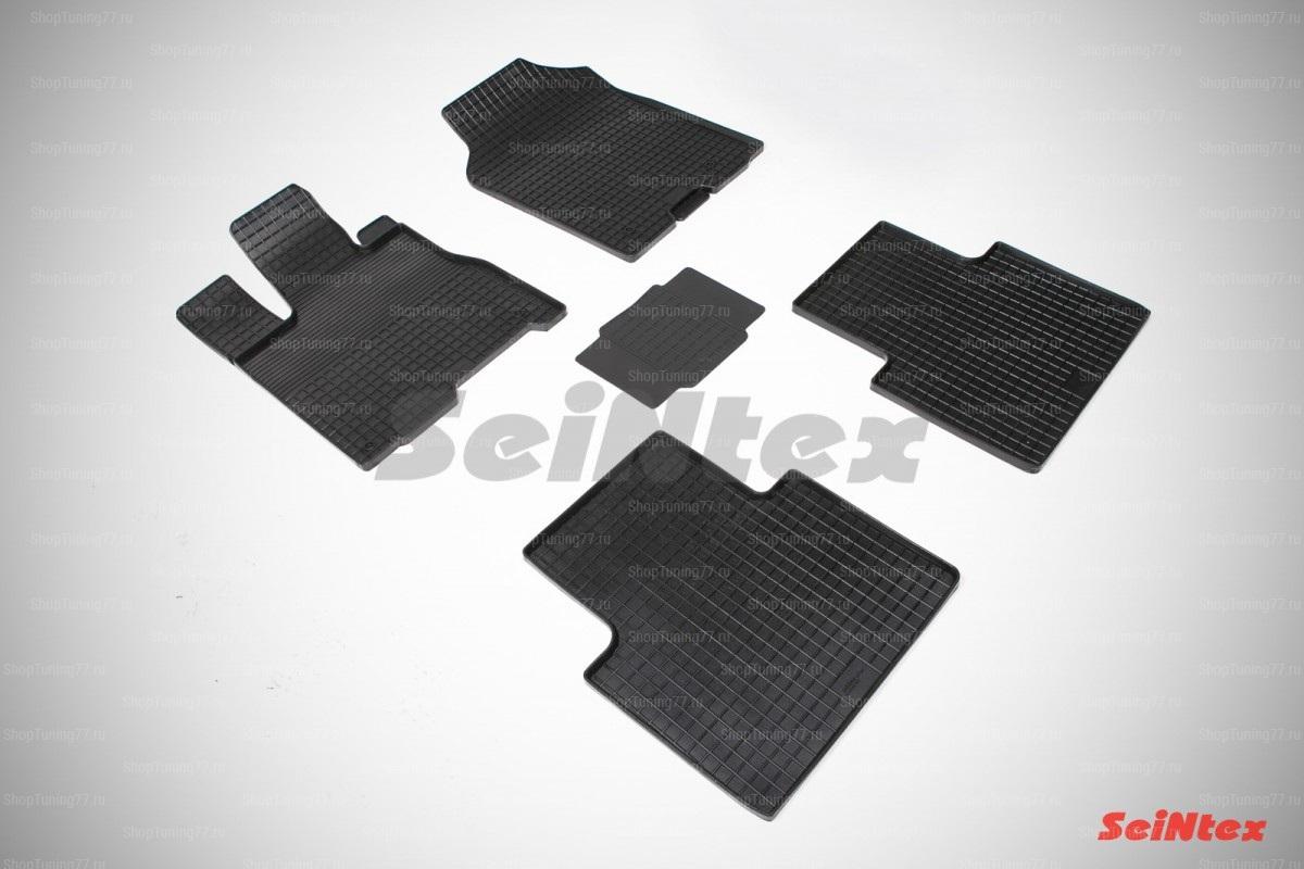 Резиновые коврики сетка для Acura RDX II (2012-)