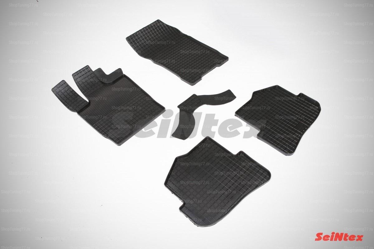 Резиновые коврики сетка для Audi A1 (2010-)