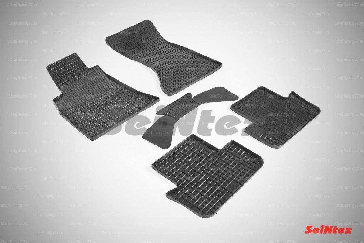 Резиновые коврики сетка для Audi A5 Sportback (2008-)