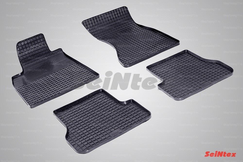 Резиновые коврики сетка для Audi A6 (C7) (2011-)