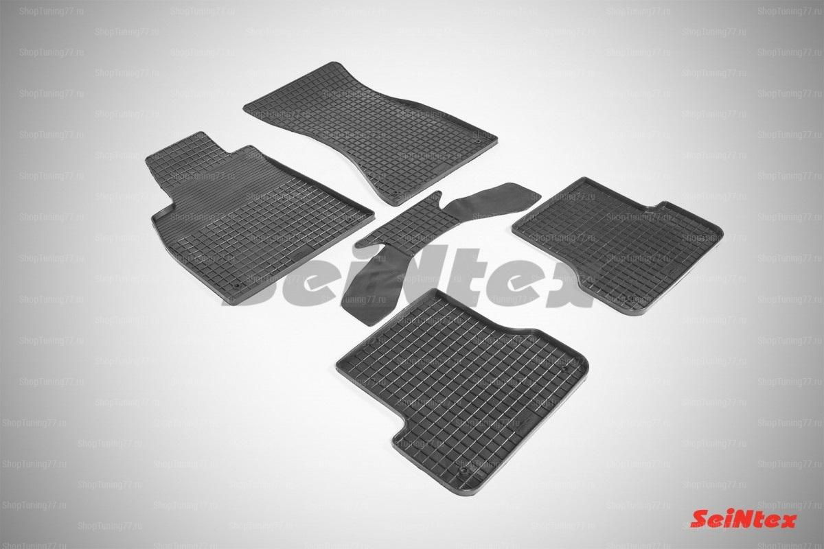 Резиновые коврики сетка для Audi A7 (2010-2017)