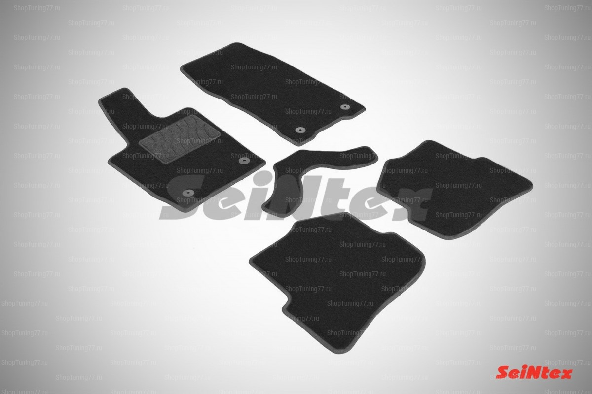 Ворсовые коврики LUX для Audi A1 (2010-)