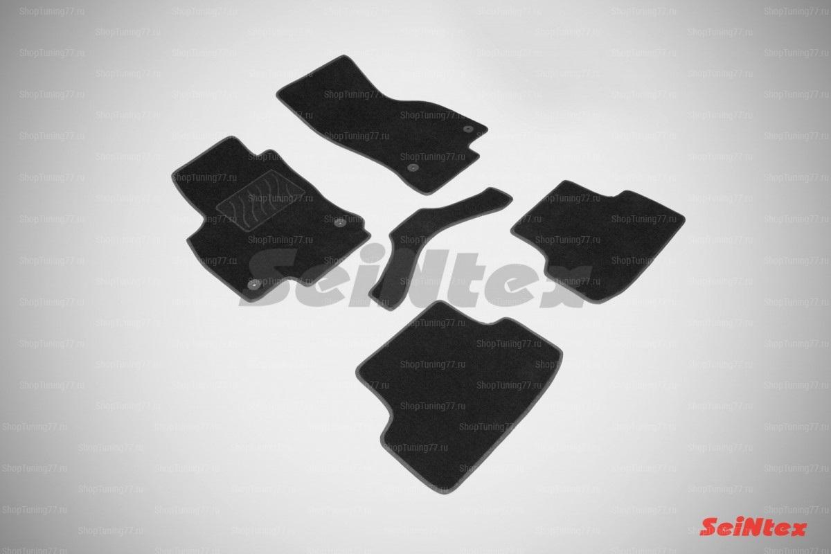 Ворсовые коврики LUX для Audi A3 (2012-)