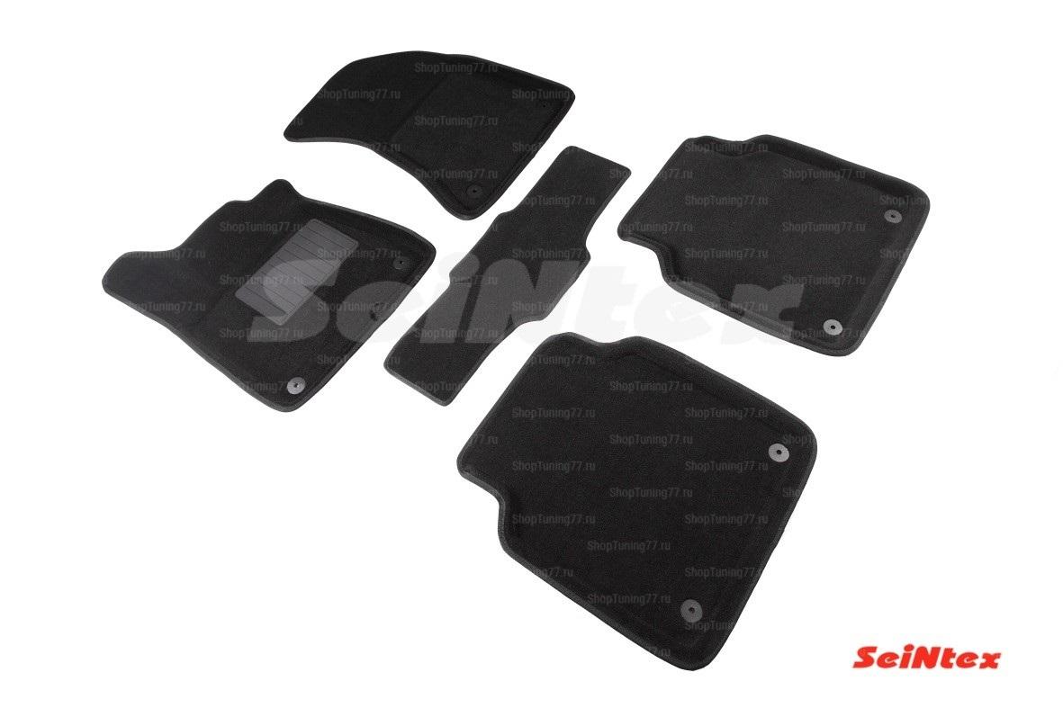 Ворсовые 3D коврики для Audi A8 III (D4) (2010-)