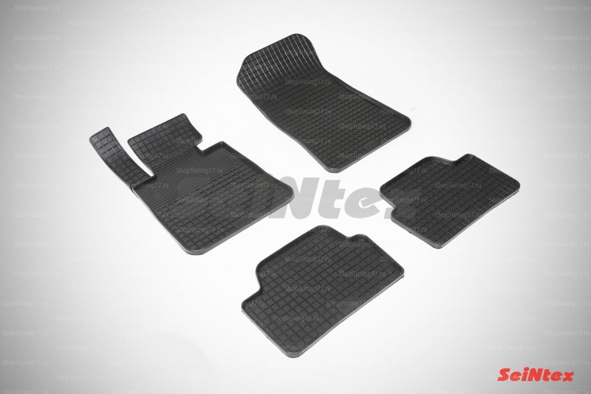 Резиновые коврики сетка для Bmw 1 Series E81-E88 (2004-2013)