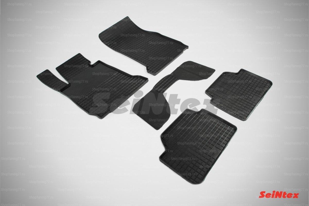 Резиновые коврики сетка для Bmw 1 Series F20-F21 (2013-)