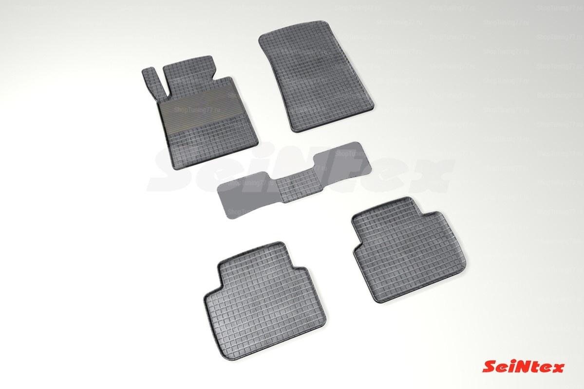 Резиновые коврики сетка для Bmw 3 Series E46 (1998-2005)