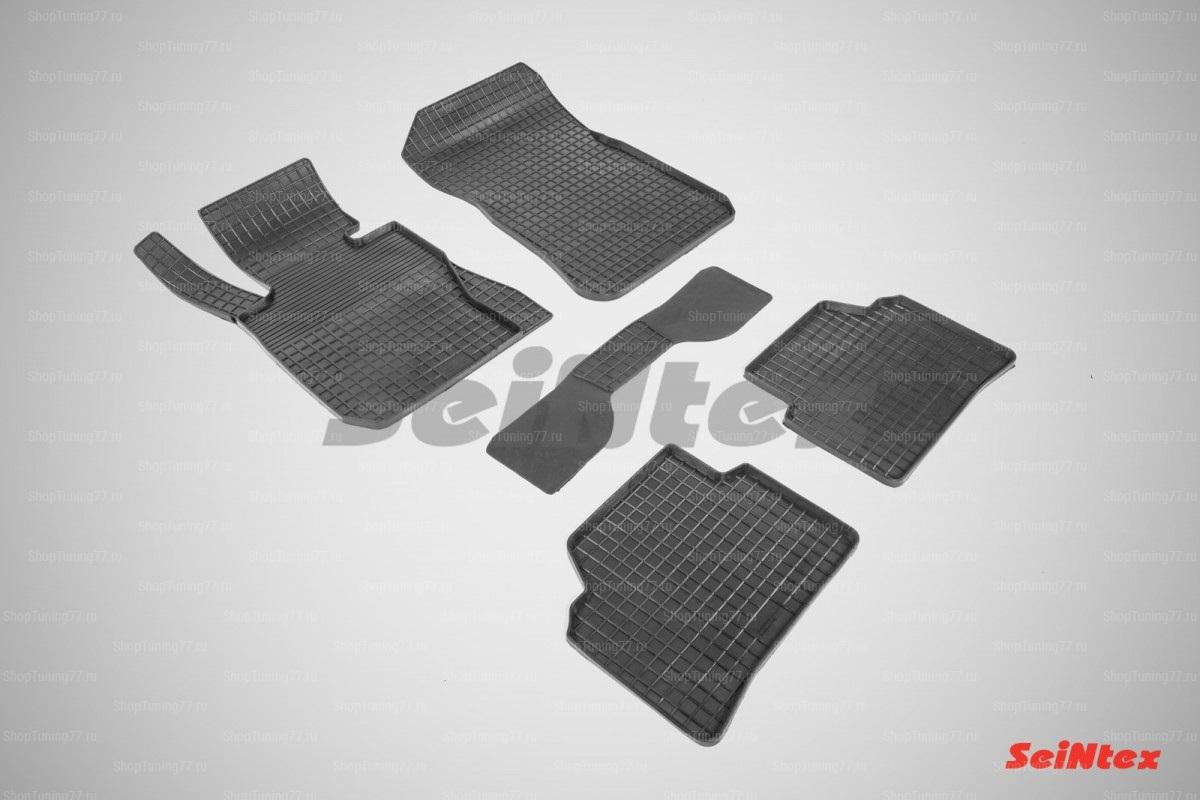 Резиновые коврики сетка для Bmw 3 Series E90 (2005-2013)