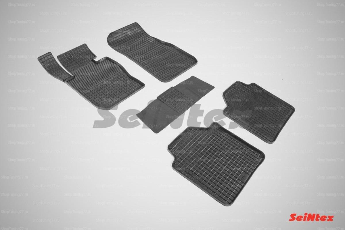Резиновые коврики сетка для Bmw 3 Series F34 GT (2011-)