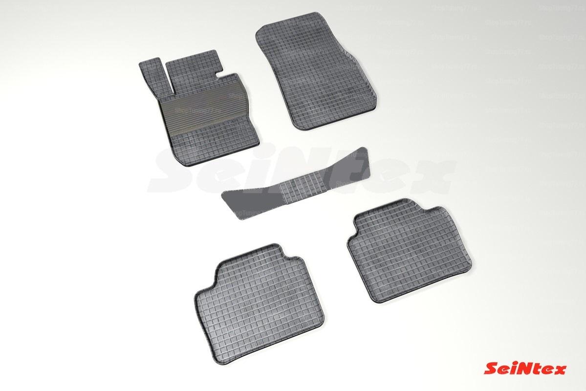 Резиновые коврики сетка для Bmw 3 Series F30 Xdrive (2011-)