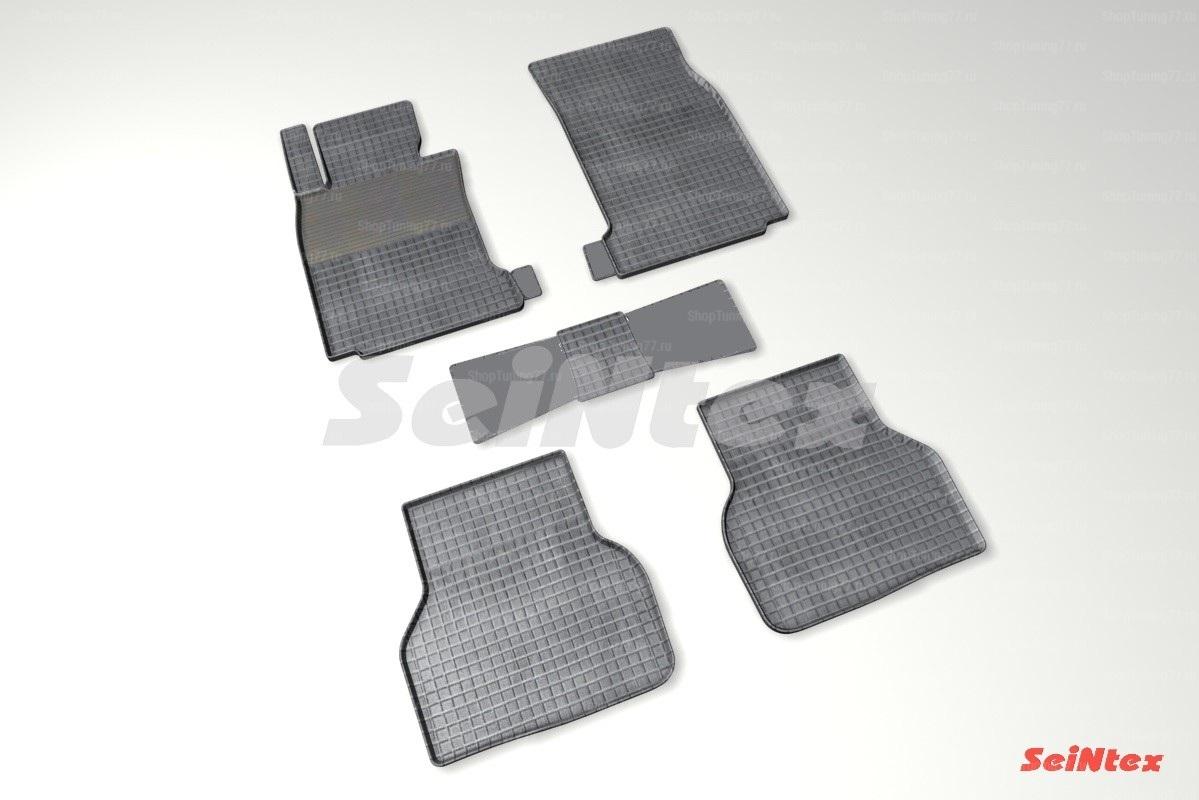 Резиновые коврики сетка для Bmw 5 Series E39 (1995-2004)