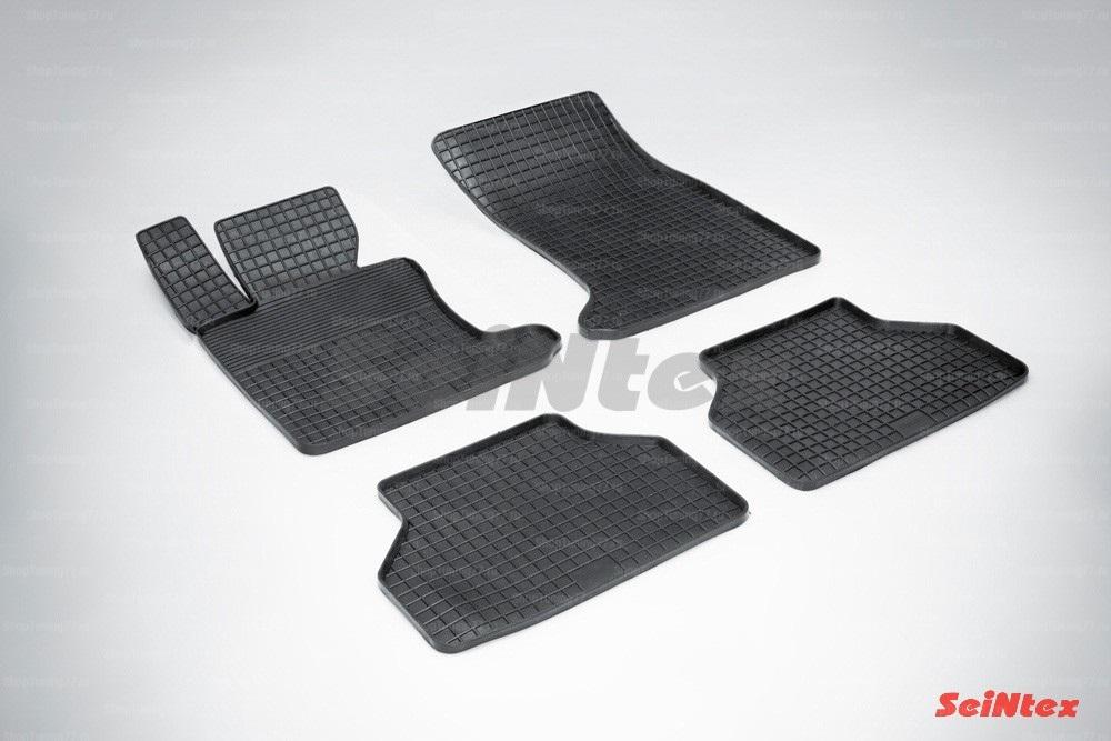 Резиновые коврики сетка для Bmw 5 Series E60 (2003-2010)