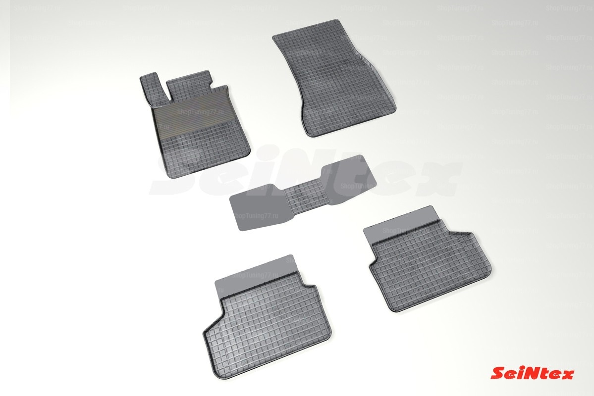Резиновые коврики сетка для Bmw 5 Series G30 (2017-)