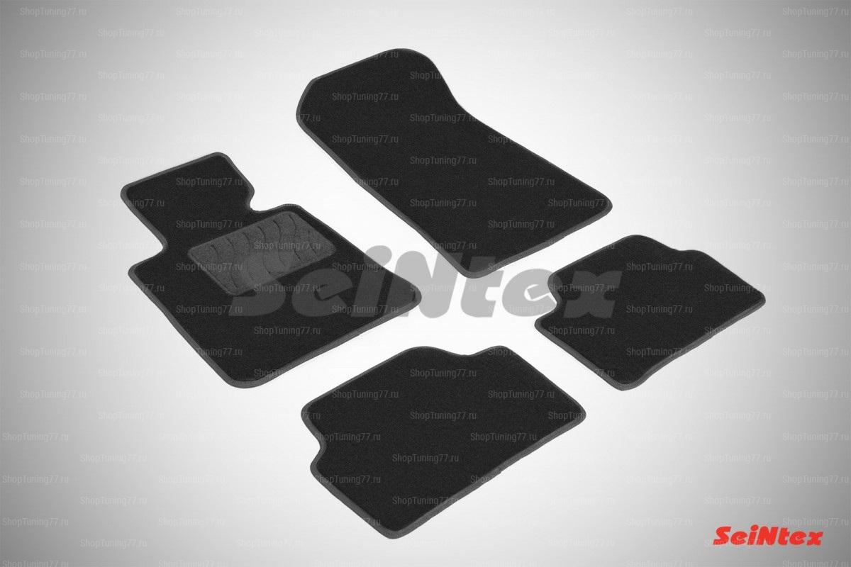 Ворсовые коврики LUX для Bmw 1 Series E81-E88 (2004-2013)