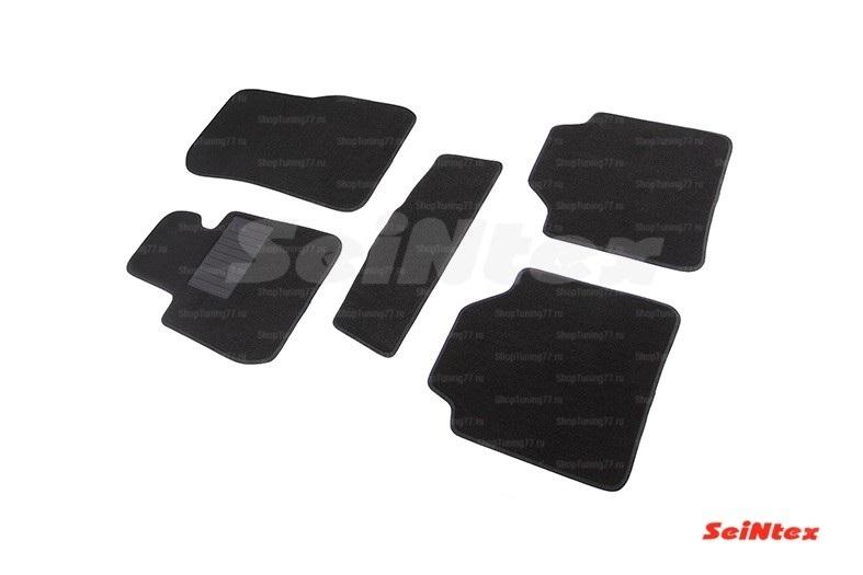Ворсовые коврики LUX для Bmw 3 Series F30 Xdrive (2011-)