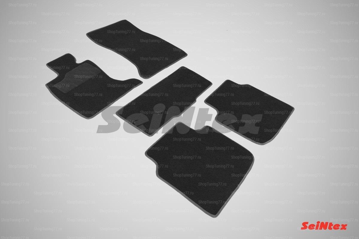 Ворсовые коврики LUX для Bmw 7 Series F02 (2008-2015)