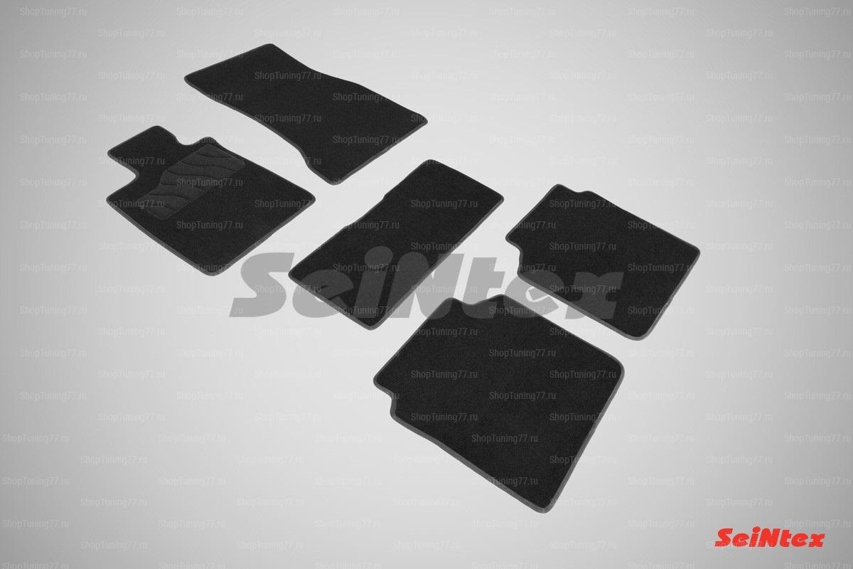 Ворсовые коврики LUX для Bmw 7 Series G12 VI 4WD (2015-)