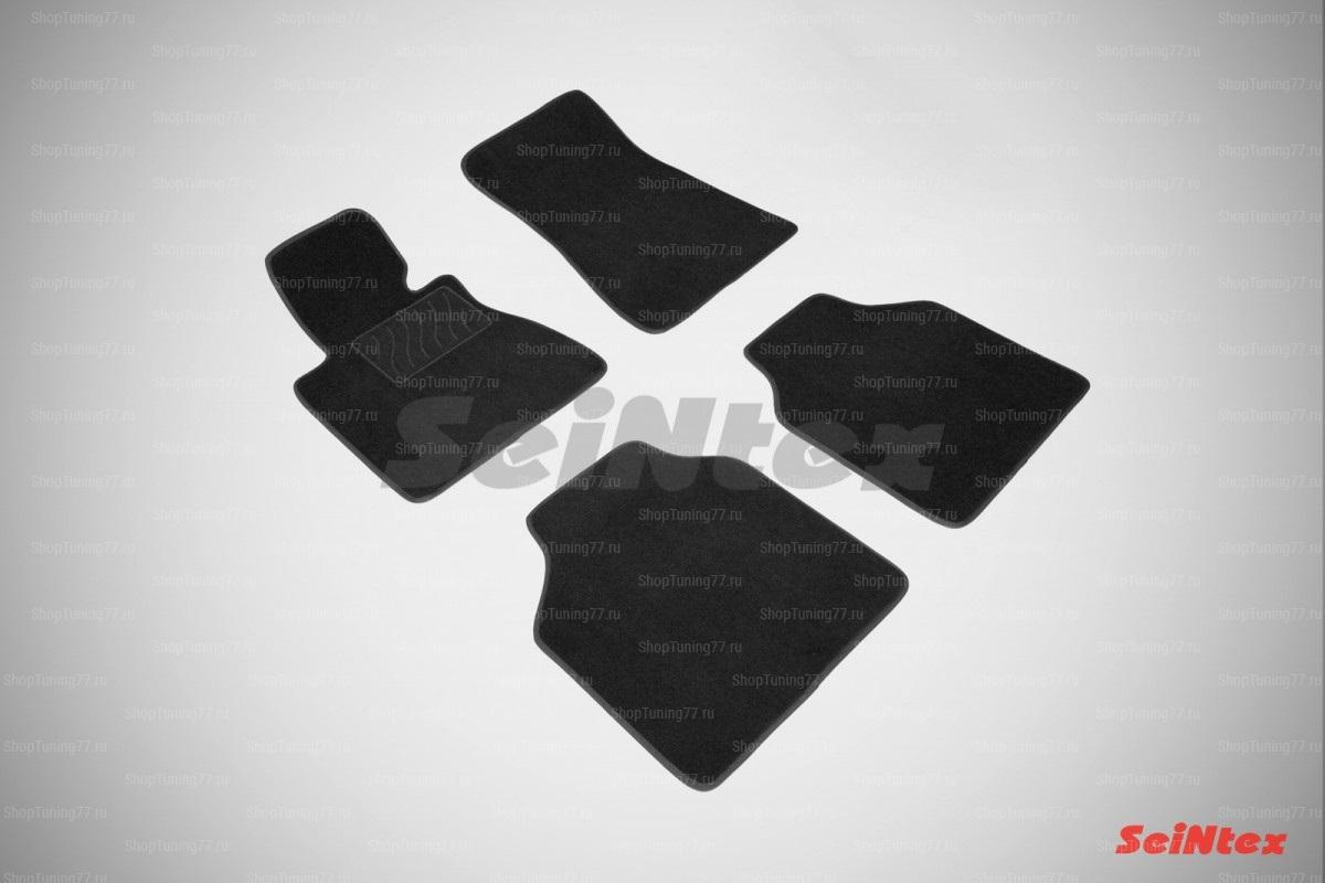 Ворсовые коврики LUX для Bmw 7 Series E66L (2001-2008)