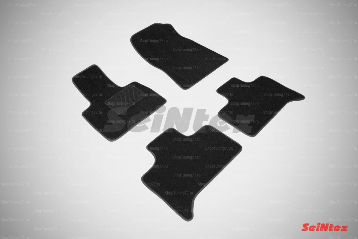 Ворсовые коврики LUX для Bmw X5 E53 (2000-2006)