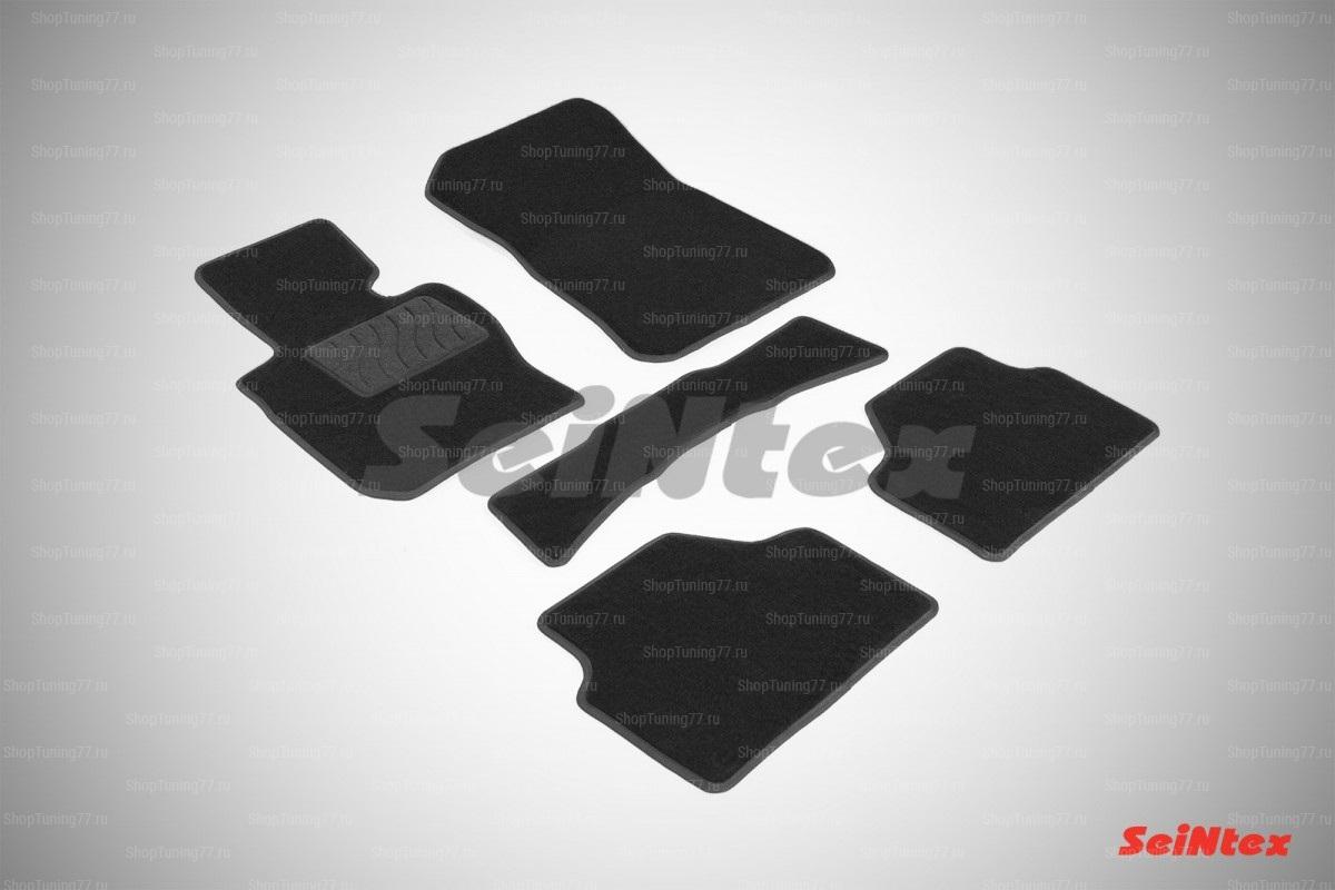 Ворсовые коврики LUX для Bmw X1 E84 (2009-2015)