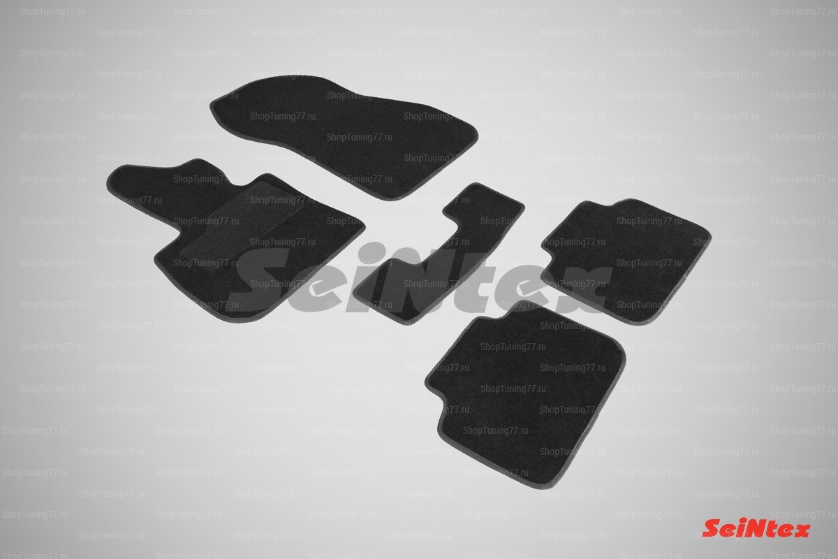 Ворсовые коврики LUX для Bmw X1 F48 (2015-)