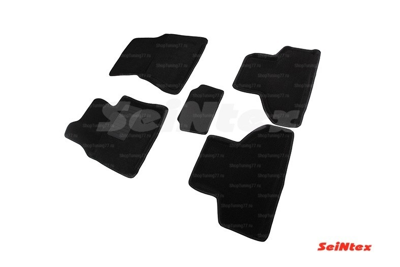 Ворсовые 3D коврики Bmw X5 F15 (2014-)