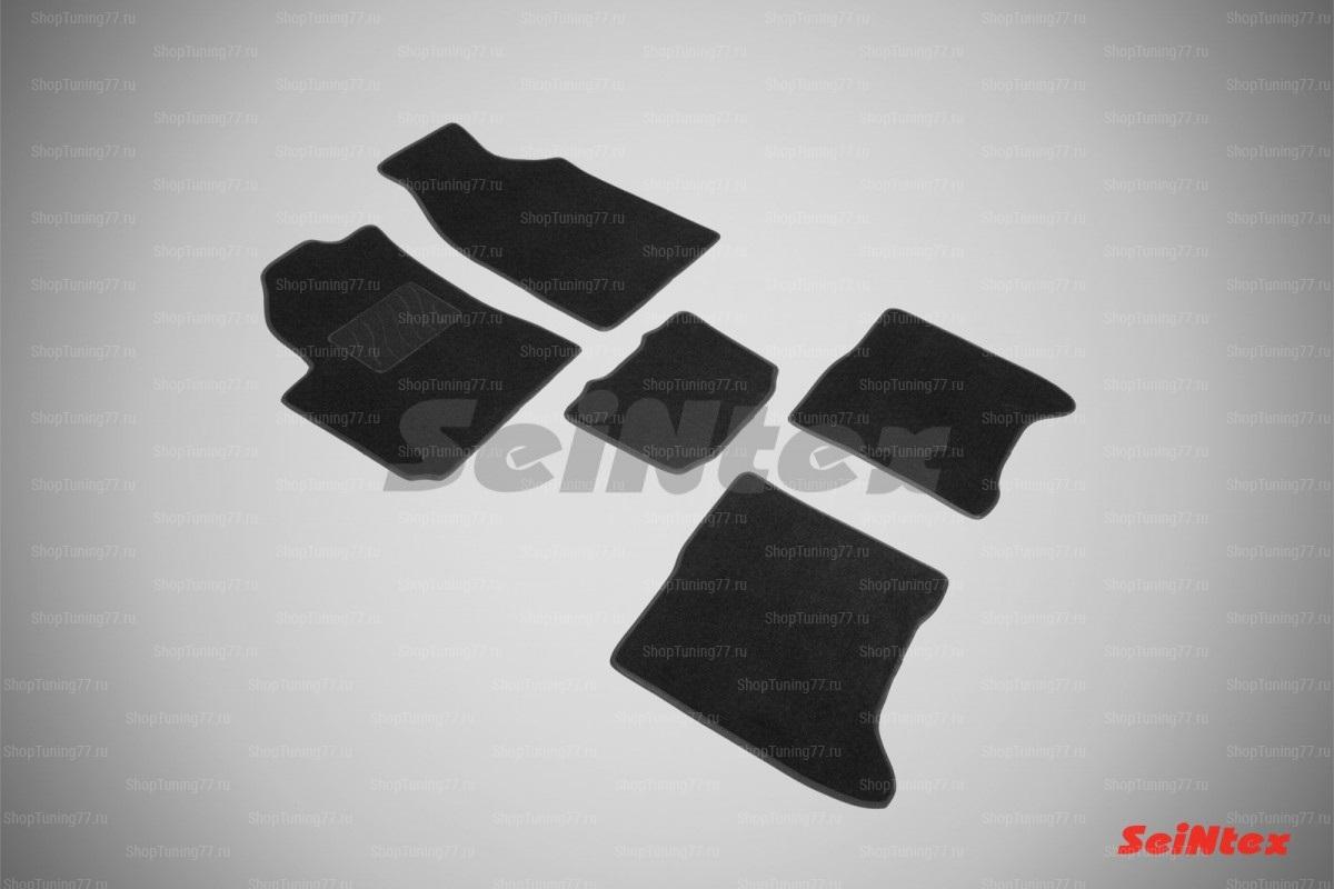 Ворсовые коврики LUX для Chery Bonus 3 (A19) (2014-)