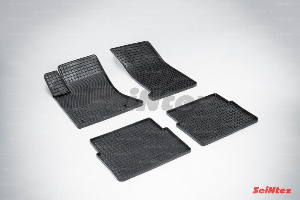 Резиновые коврики сетка для Cadillac SRX (2004-2010)