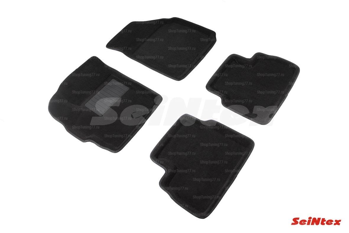 Ворсовые 3D коврики для Daewoo Matiz (1998-2015)