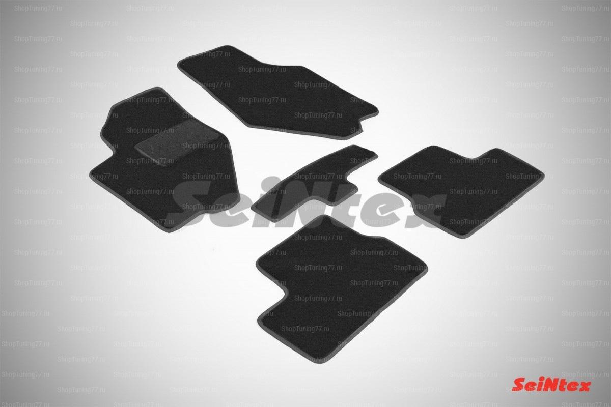 Ворсовые коврики LUX для Datsun mi-DO (2014-)