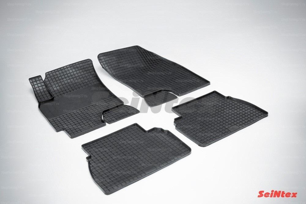 Резиновые коврики сетка для Chevrolet Epica (2006-2012)