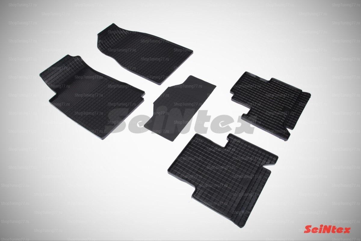 Резиновые коврики сетка для Chevrolet Trail Blazer 2 (2012-)
