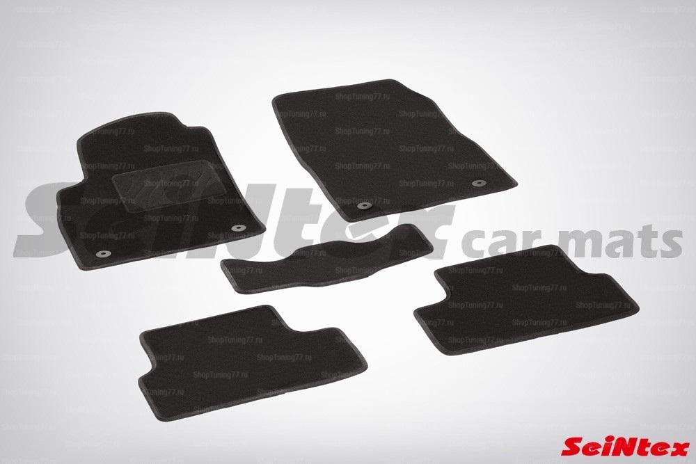 Ворсовые коврики LUX для Chevrolet Cruze (2009-2015)