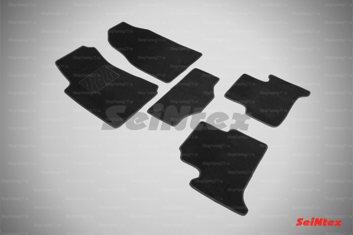 Ворсовые коврики LUX для Chevrolet Trail Blazer 2 (2012-)