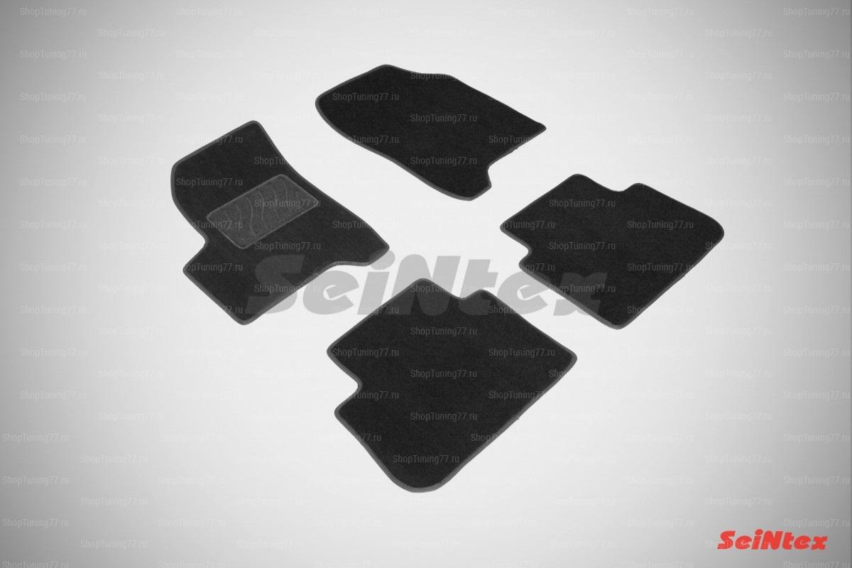 Ворсовые коврики LUX для Citroen C3 Picasso (2009-)