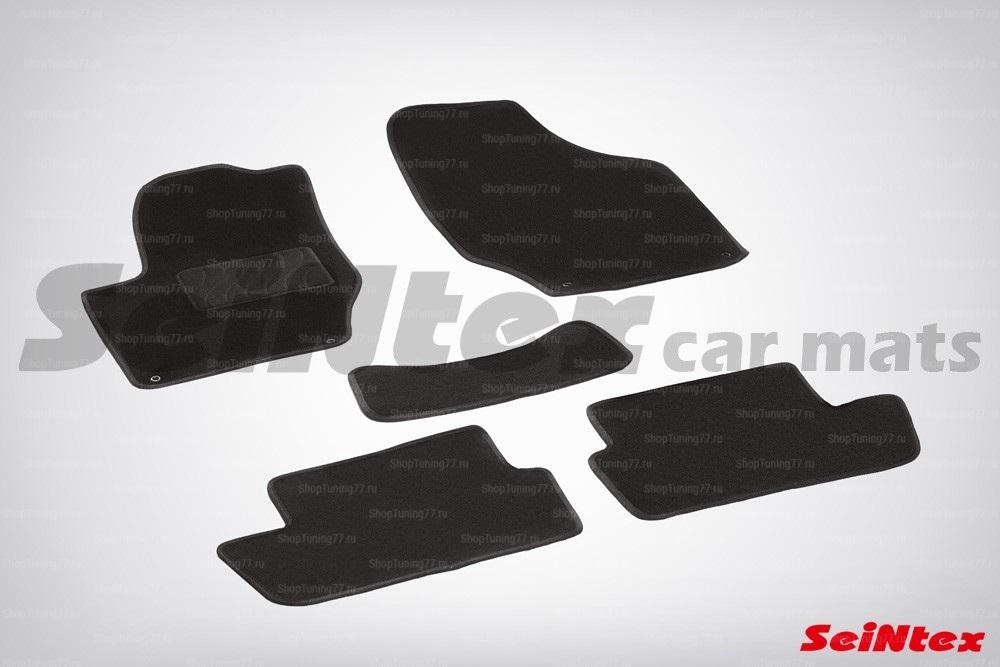 Ворсовые коврики LUX для Citroen C4 (2004-2012)