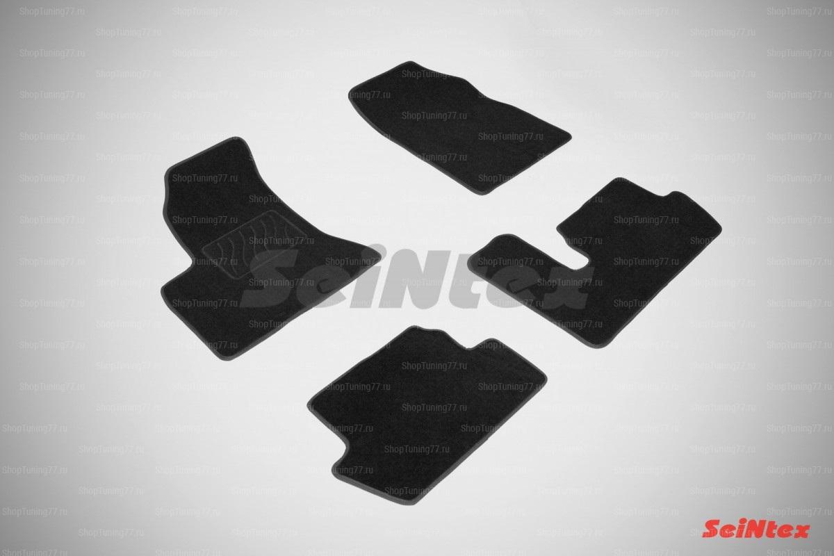 Ворсовые коврики LUX для Citroen C4 Picasso (2007-)