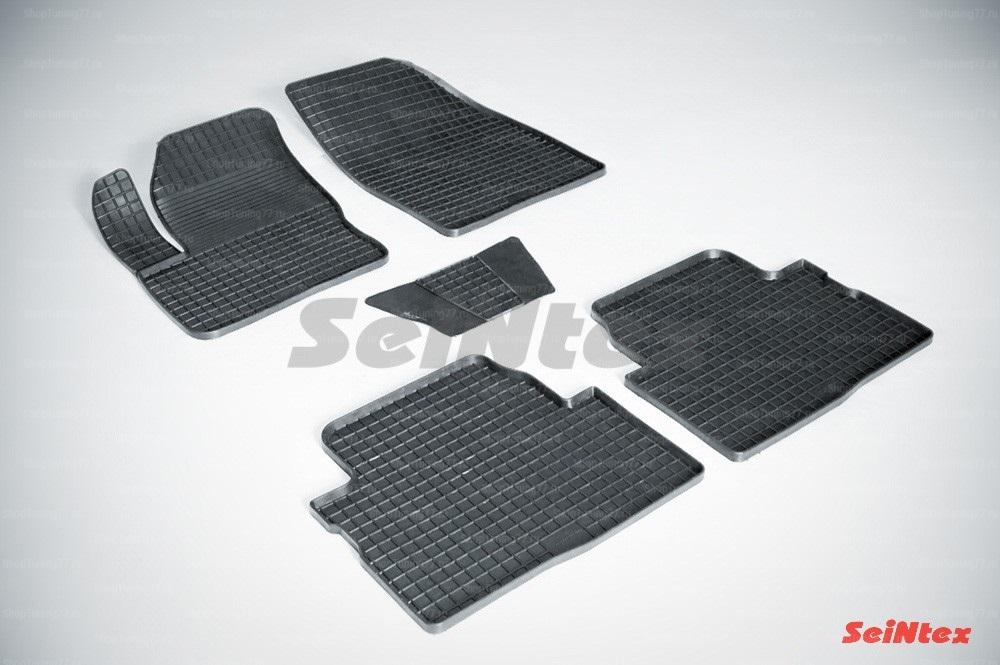 Резиновые коврики сетка для Ford Kuga (2008-2012)