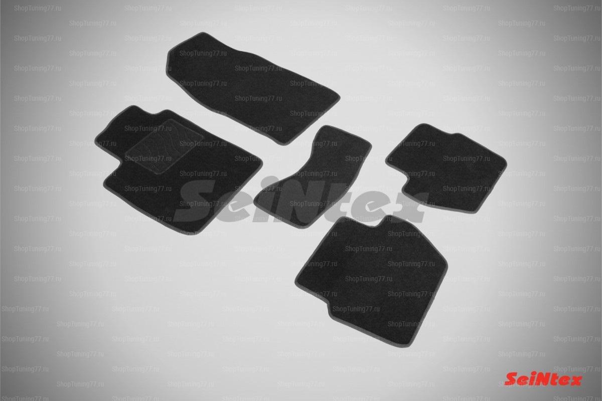 Ворсовые коврики LUX для Ford Ecosport (2014-)
