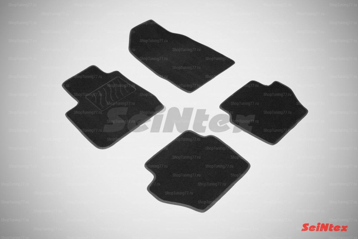 Ворсовые коврики LUX для Ford Fiesta IV (2008-2015)