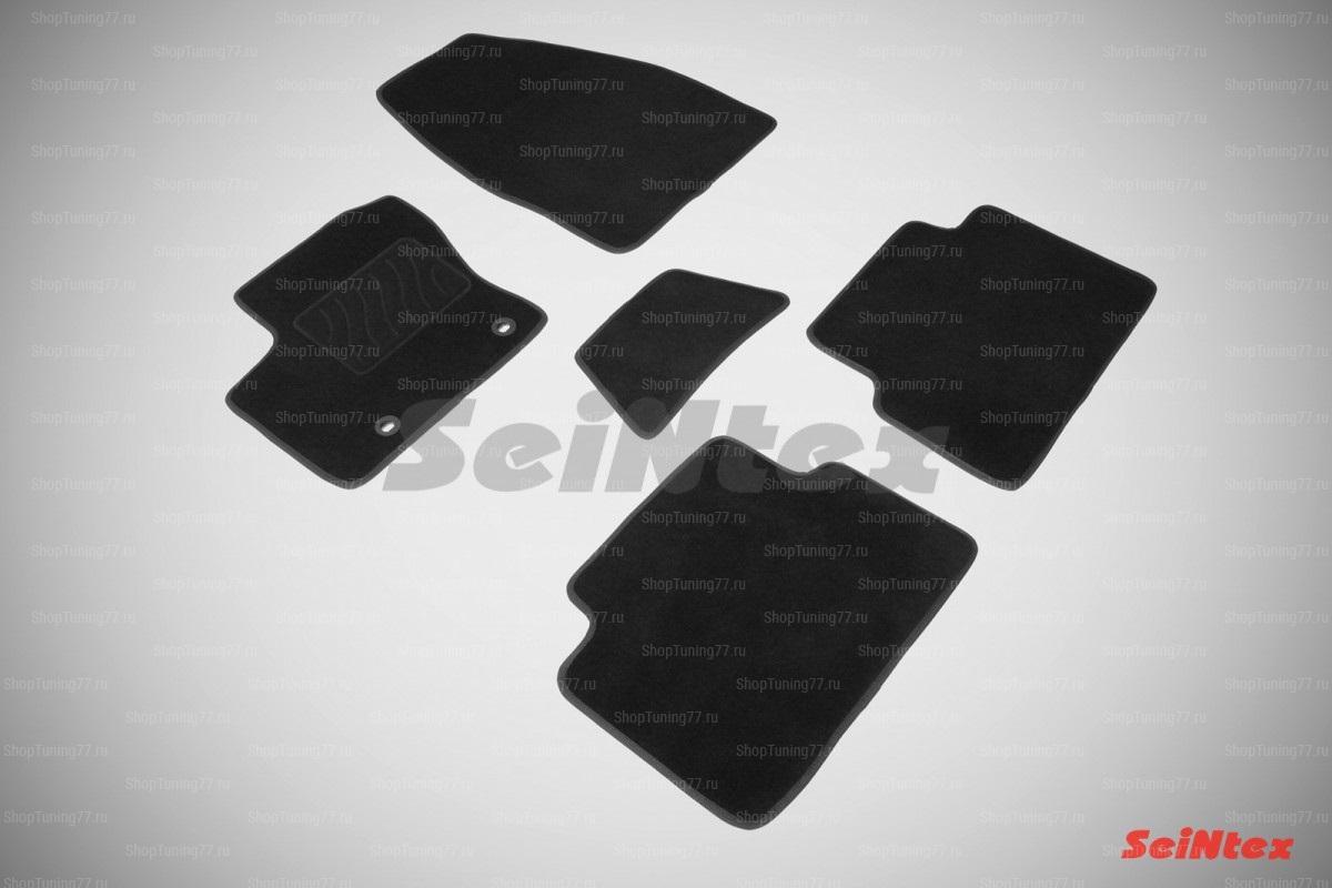 Ворсовые коврики LUX для Ford Kuga (2008-2012)