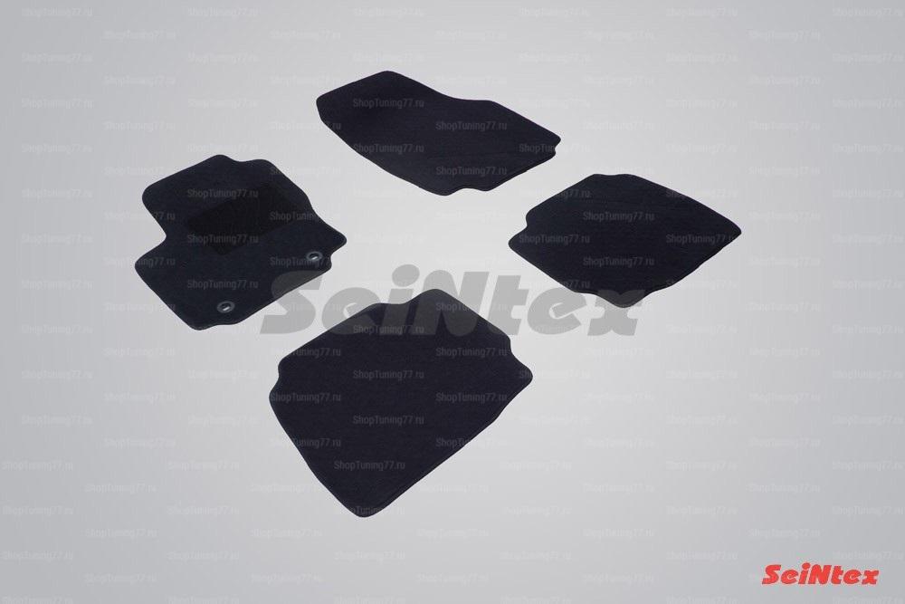 Ворсовые коврики LUX для Ford Mondeo IV (2007-2015)