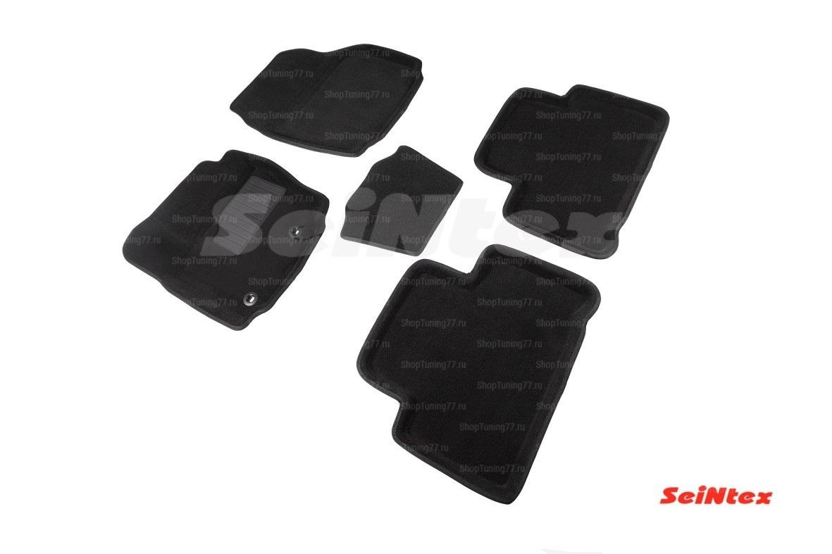Ворсовые 3D коврики Ford Galaxy II (2006-2015)