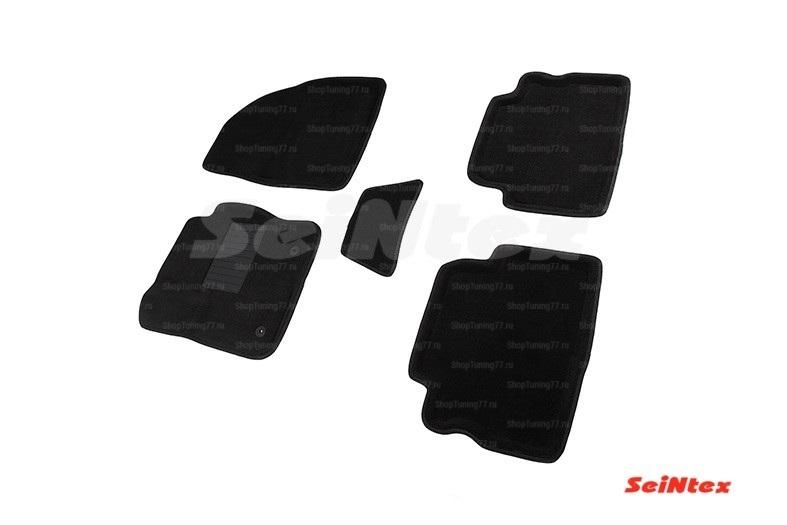 Ворсовые 3D коврики Ford Kuga II (2012-2016)