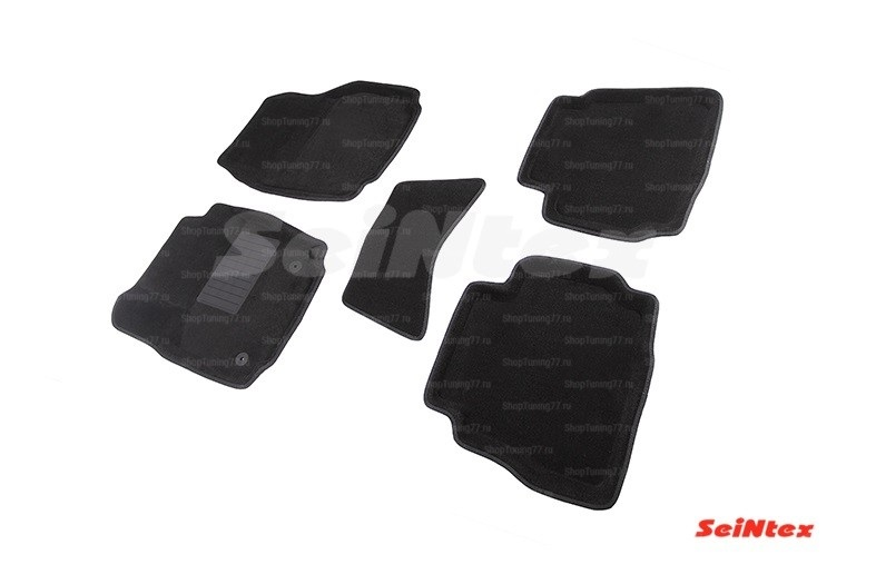 Ворсовые 3D коврики Ford Mondeo IV (2010-2014)